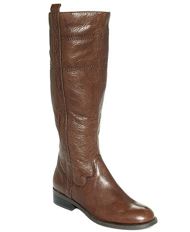 White Mountain Law Boots. Brown Flat Boot. Macy's. | Fashion