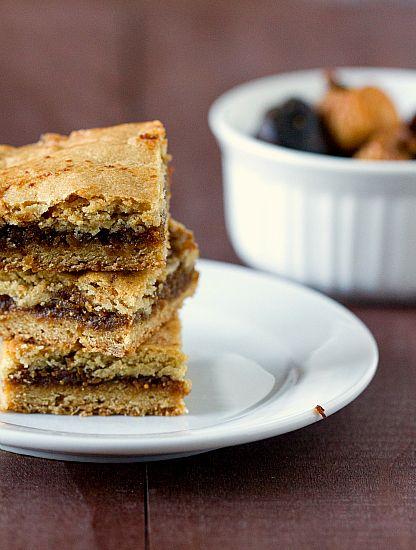 Fig Bars | Recipe
