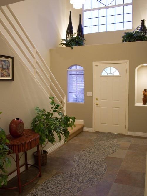foyer shelf decor ideas tr foyer staircase pinterest
