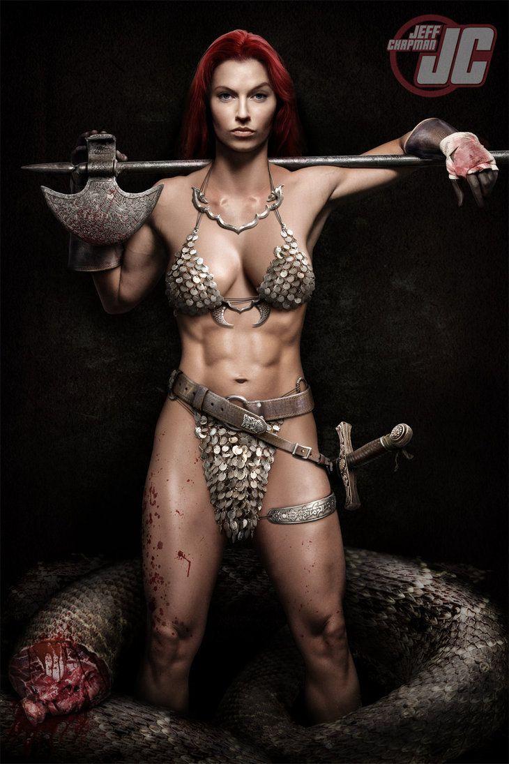 Tall amazonian warrior women nude hardcore curly cuties