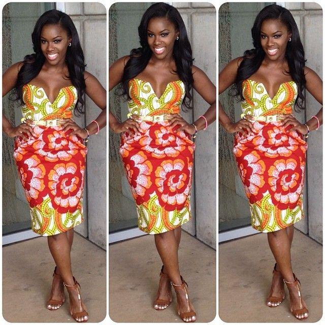 African Sweetheart: ANKARA