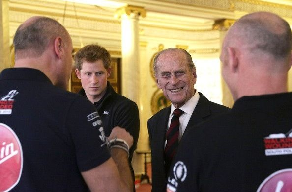 Harry and prince PhilipYoung Prince Philip Prince Harry