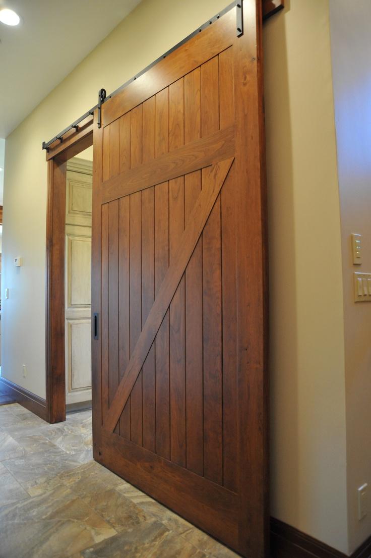 Pin by peterson builders inc on barn doors pinterest for Exterior utility room door