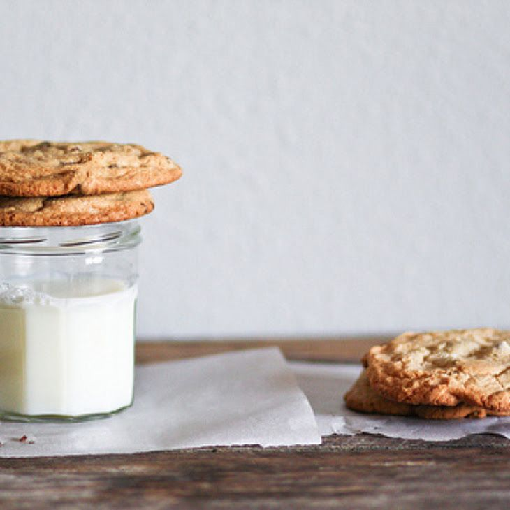 Alice's Chocolate Chip Cookies Recipe | Cookies | Pinterest
