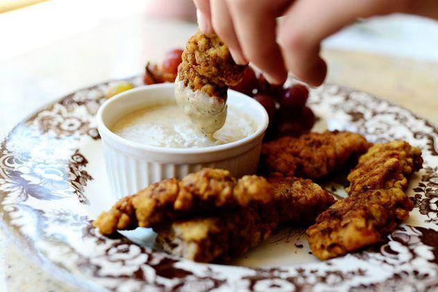 Steak Fingers & Gravy http://folakeminuggets.blogspot.com/p/for-free ...