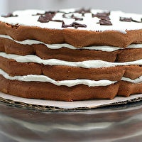 Lighter-Than-Air Chocolate Cake | Chocolate | Pinterest