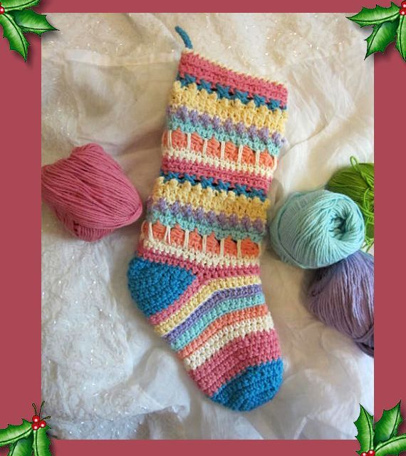 Crochet Xmas Stockings Buy Uggs Online Cheap