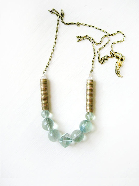 bliss blog - i heartmonday: mint bubbles by fortune