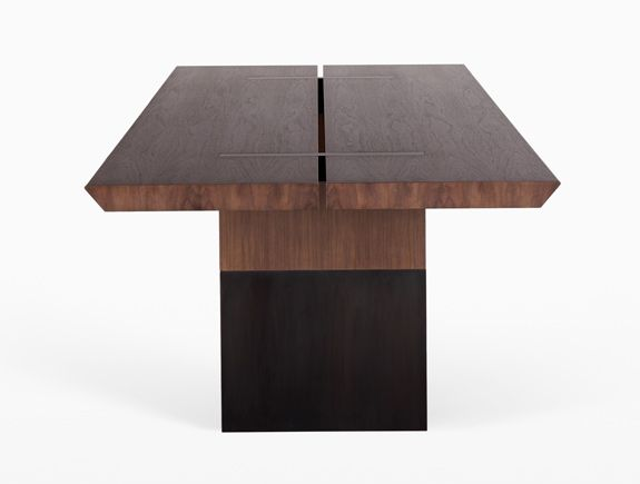 Holly Hunt Dining Table dining Pinterest
