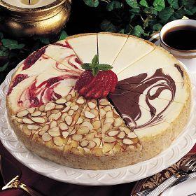 ... Almond Cheesecake Plain Cheesecake Marble Cheesecake Strawberry