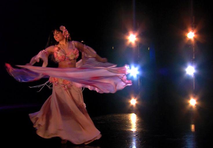 tanna valentine belly dancer