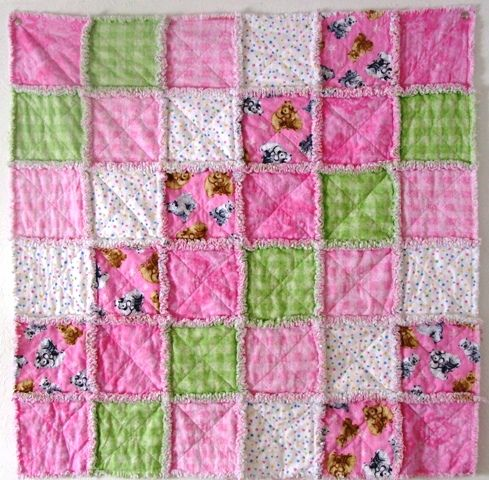 Rag Quilt Pattern For Beginners : Pin by Pam Archuleta on Quilts Pinterest