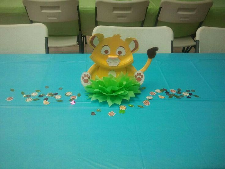 lion king baby shower decoration baby shower pinterest