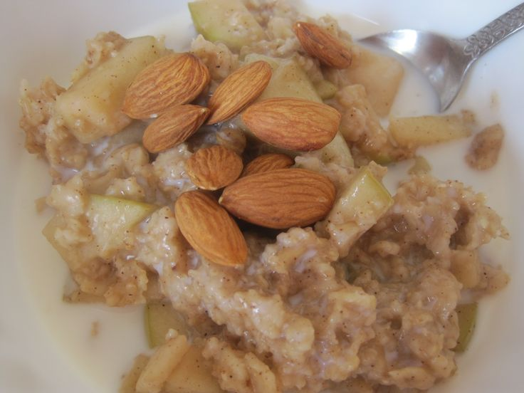 Slow cooker apple pie oatmeal | Yes, I can cook - Crockpot Recipes ...