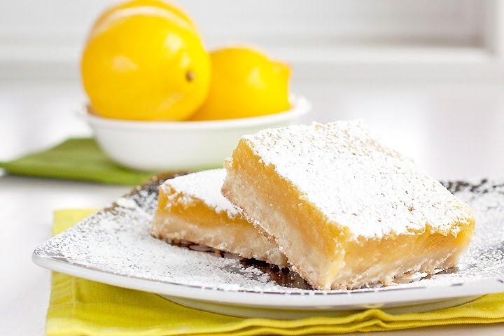 The Cooking Photographer: Meyer Lemon Bars & No, I'm Not a Little ...