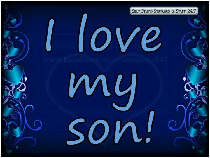 i love my son images - photo #7