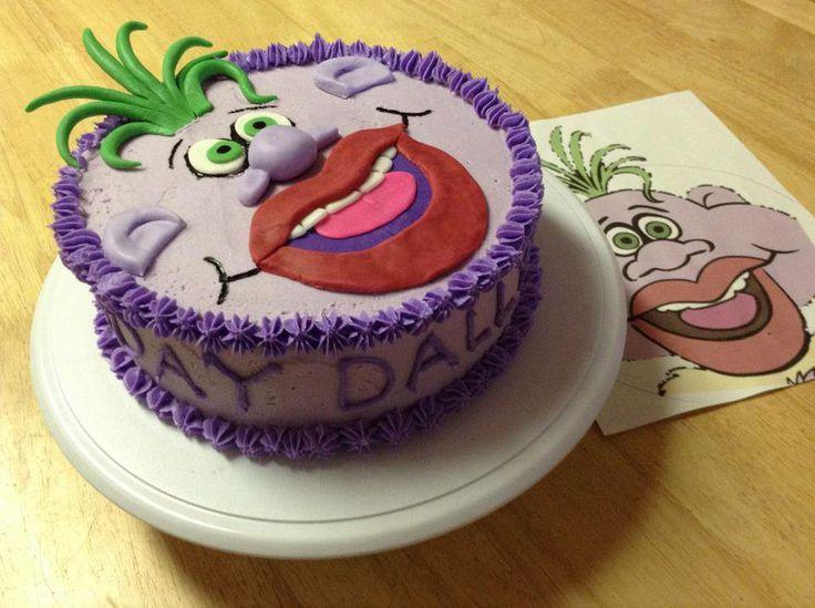 Jeff Dunham Wedding Cake