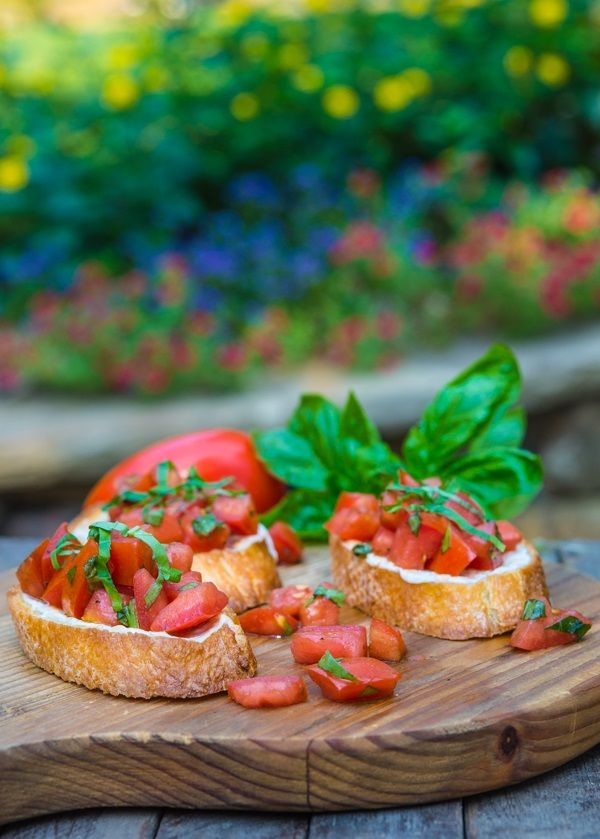 Mozzarella Bruschetta | Eats: Sandwiches, Wraps, Burgers & Buschetta ...