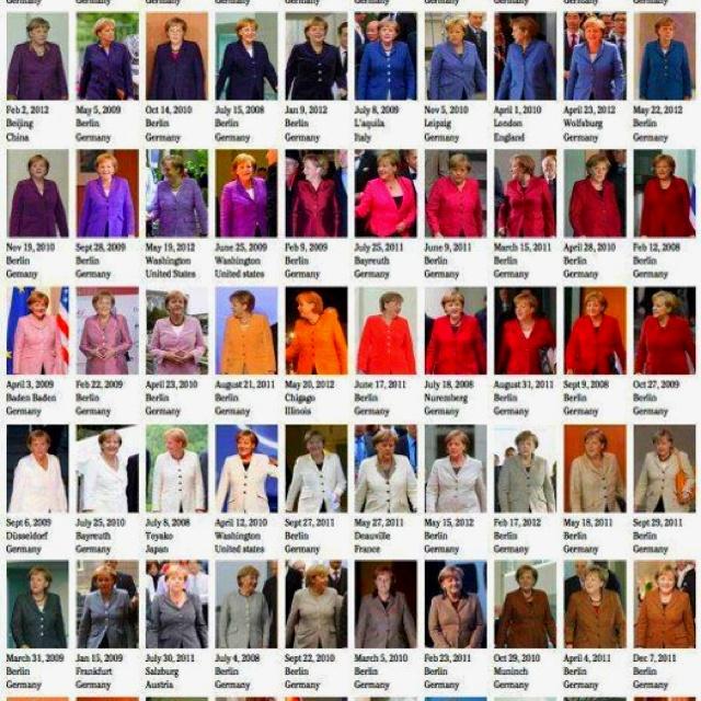 The PANTONE Merkel