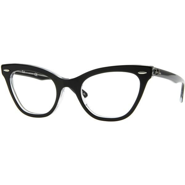 Ray-Ban RX5226 Eyeglasses Cat-Eye Prescription RayBan ...