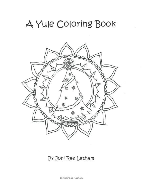 Winter solstice coloring pages coloring pages for Winter solstice coloring pages