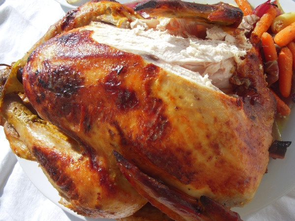 Tandoori Turkey | Food for Thought (Bangladeshi, Indian, Pakistani ...