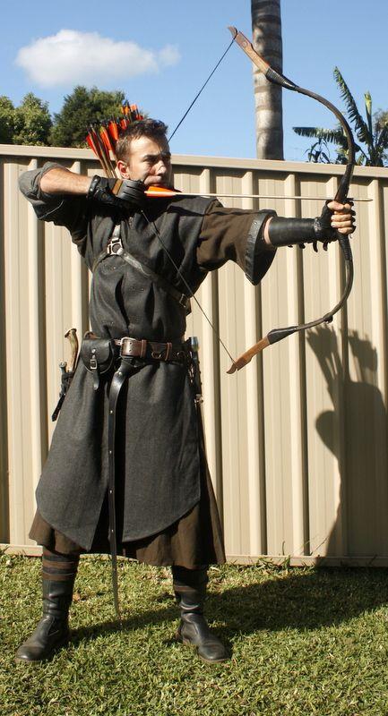 Ranger armor larp