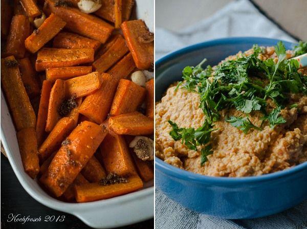 Möhren-Hummus   test it!   Pinterest