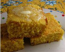 Easy Cornbread | Healthy eating | Pinterest
