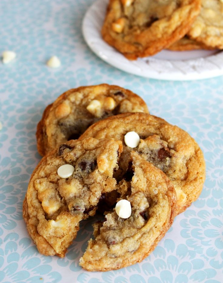 Triple Chocolate Chunk Cookies | Def Chef | Pinterest