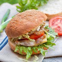 Blackened chicken sandwich | Recipes | Pinterest