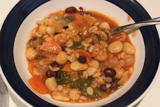 Bean and Barley Stew. | soup | Pinterest
