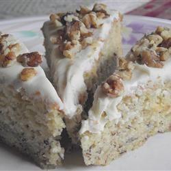 Banana Cake VI | Recipe