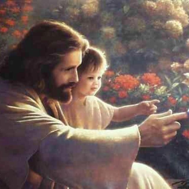 Child in gods arms | Faith | Pinterest