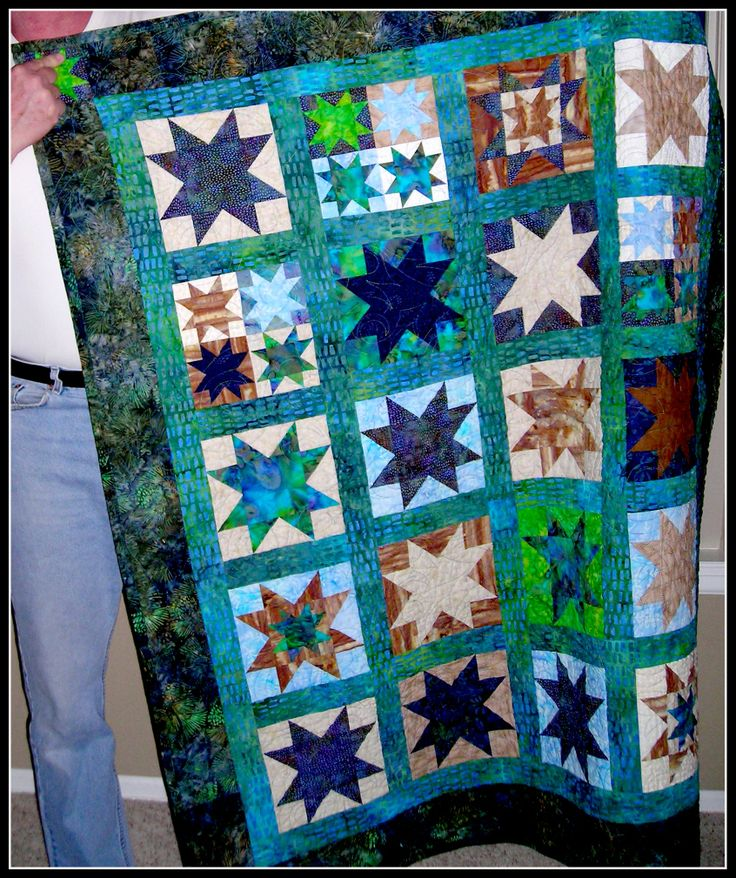 Quilt Patterns For A Man : masculine quilts Quilting for Men Quilts Pinterest