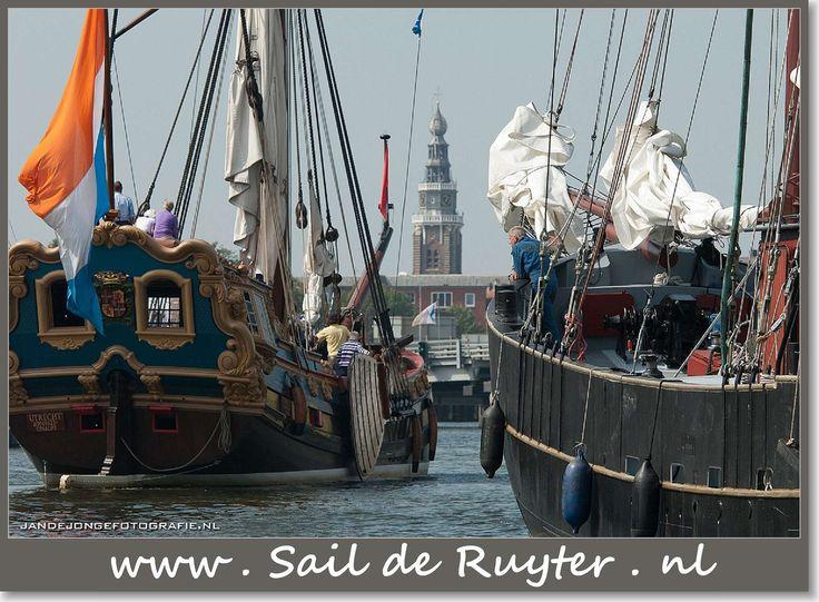 Vlissingen Maritiem, Zeeland, 2012, tallships, Michiel de Ruyter, Vlissingen