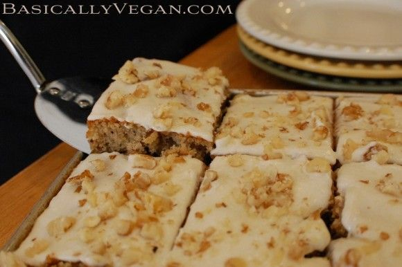 Banana-Nut Sheet Cake. This is my most-requested dessert recipe. The ...