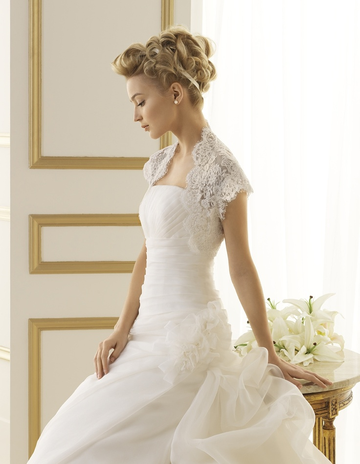 Robe de mariée Luna Novias 2013 modèle Talavera - Boutique Coeur de ...