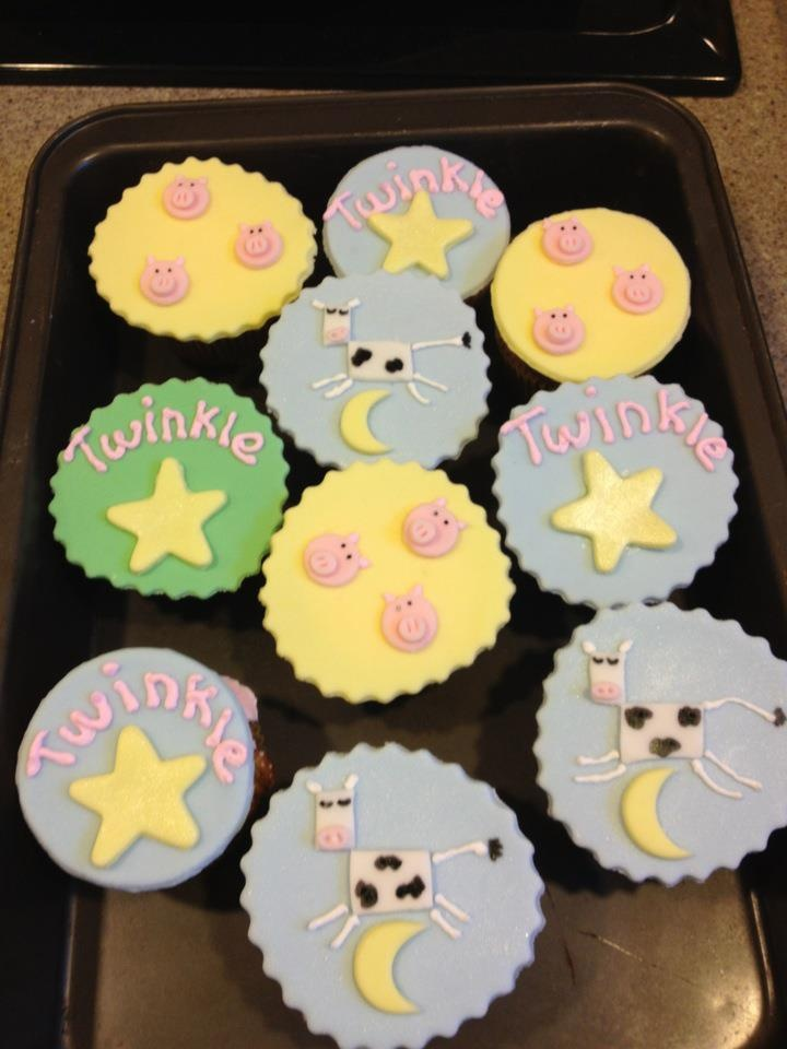 Image Pinterest Baby Shower Cupcakes Download
