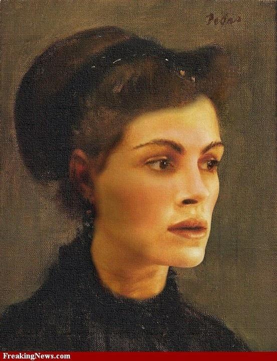 Degas (Julia Roberts)