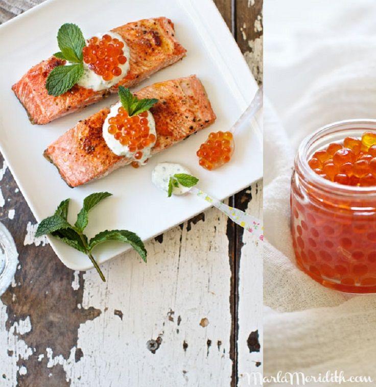 Minty Garlicky Yogurt Sauce Recipes — Dishmaps