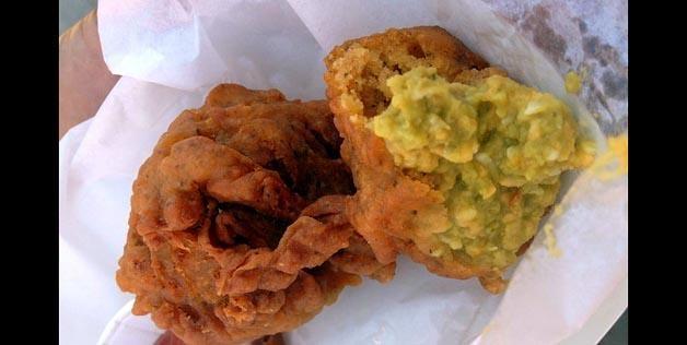 Deep fried guacamole | State Fair | Pinterest