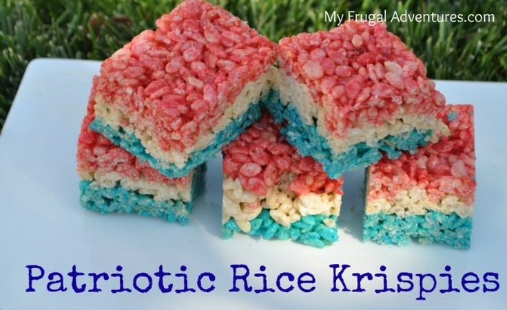 fourth of july recipe pinterest