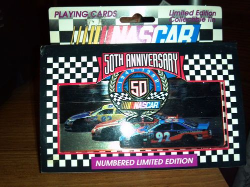 50th anniversary nascar barbie worth