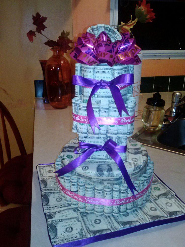 Pin pin money cake ideas picture to pinterest cake on pinterest