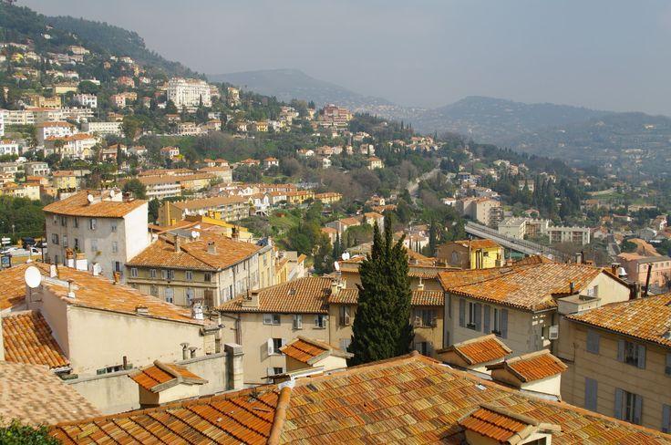 villages grasse provence france.