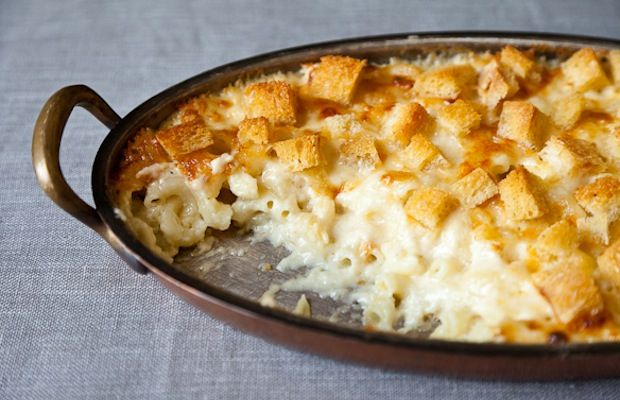 Martha Stewart's Macaroni and Cheese   The Hunger Games   Pinterest
