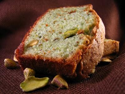 Pistachio Pound Cake | Cakes | Pinterest
