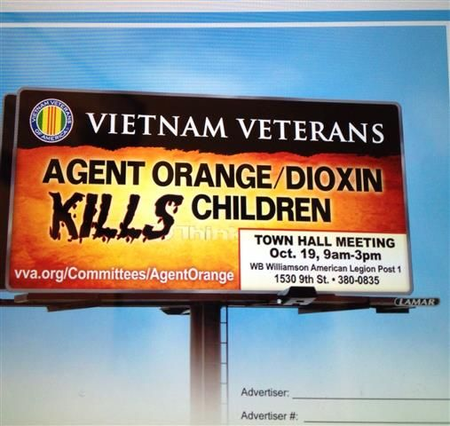 midstate agent orange town hall meeting