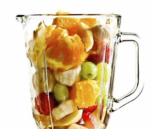 is blending fruit healthy how to eat frozen fruit